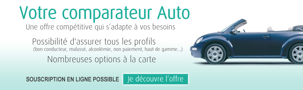 Comparateur assurances automobiles